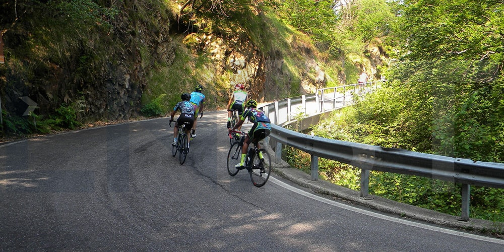 Cycling holiday Italian Lake District