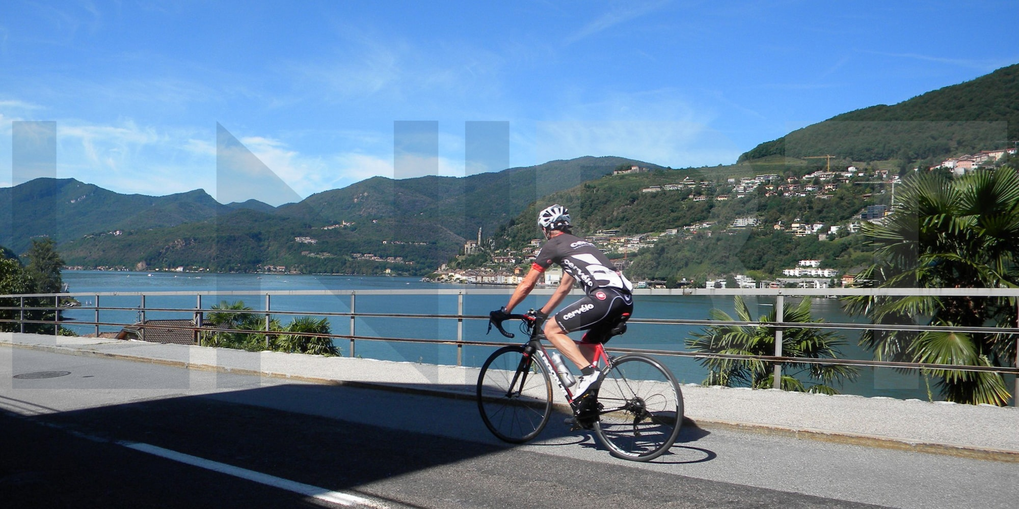 Italian Lake Distric cycling experience