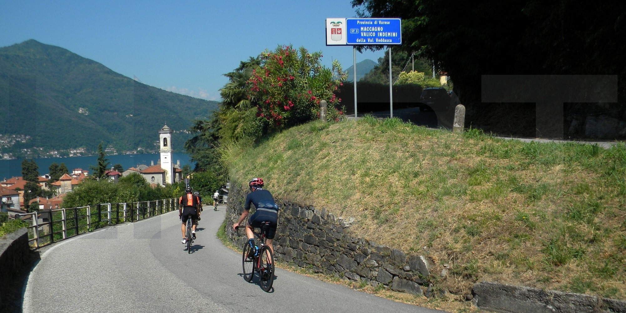 Lake Maggiore cycling experience