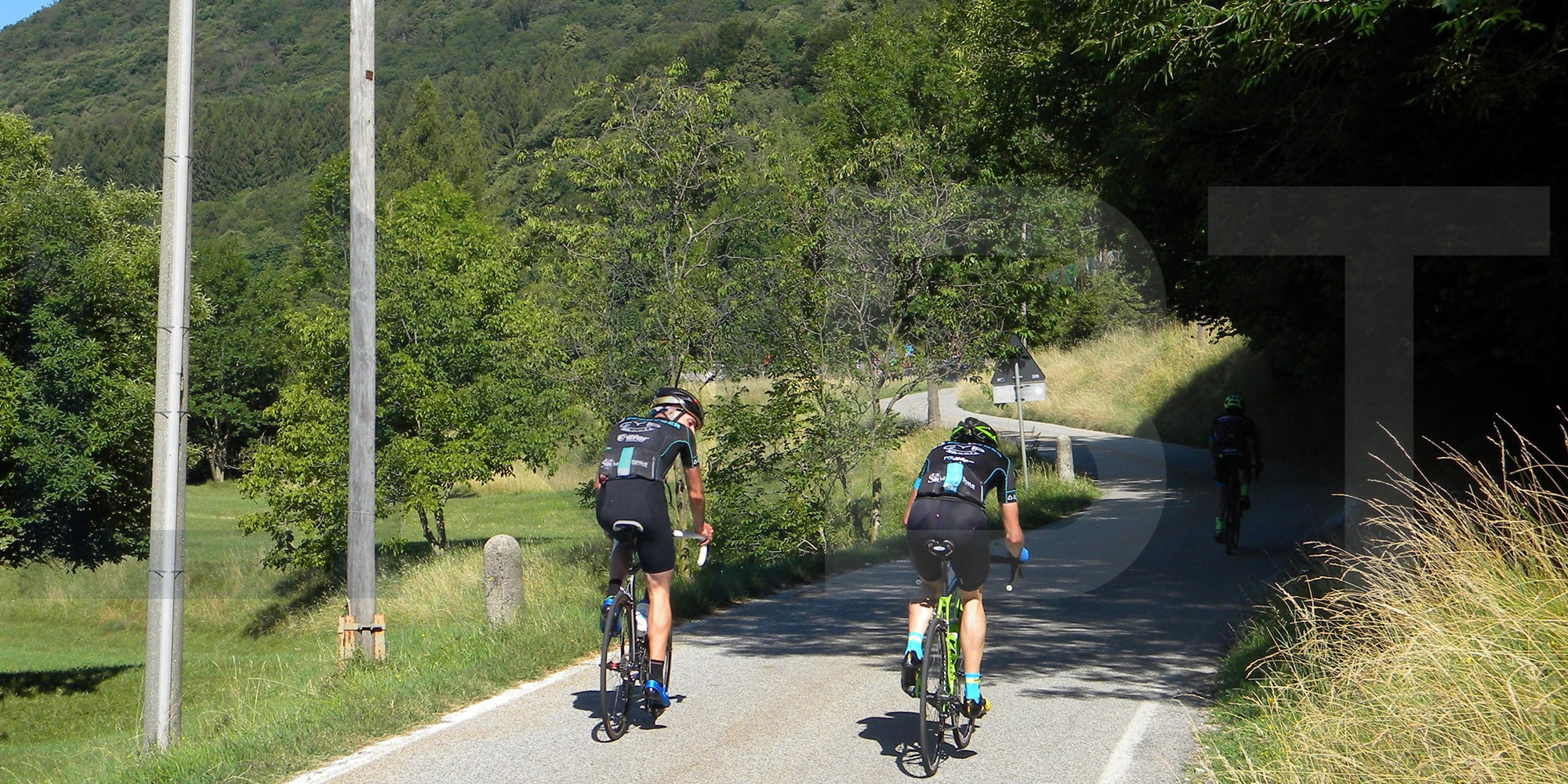 Cycling holiday in Northern Italian Lakes