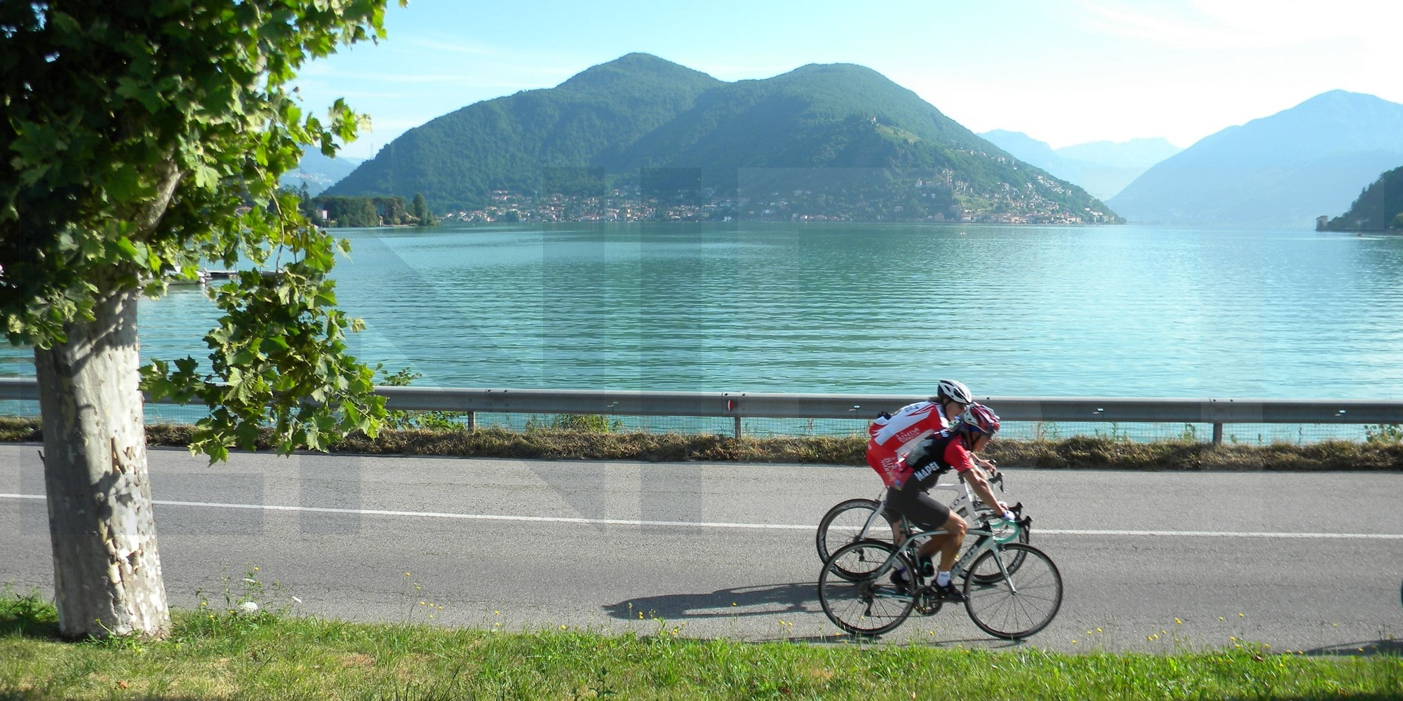 bike rental Lake Lugano, Italian lakes