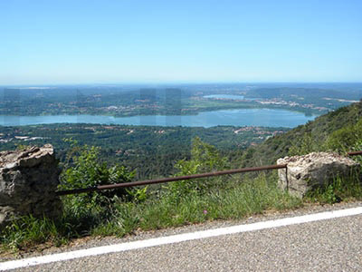 Road cycling routes Northern Italian Lakes - Lake Varese, Monte Campo dei Fiori